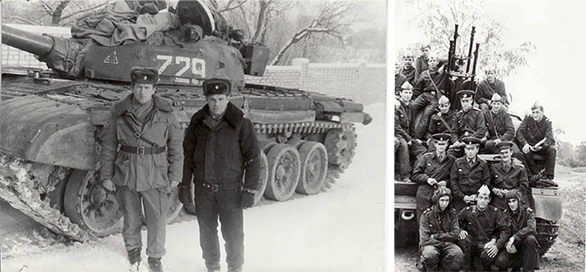 День защитника Отечества Драгов