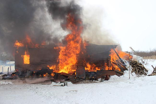 пожар в вельдеманове