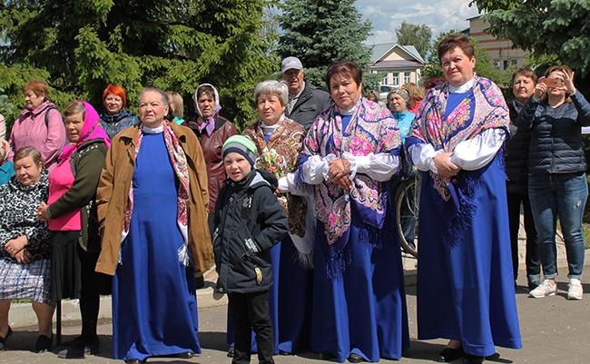 "Фестиваль ""Эх, Семеновна!"""