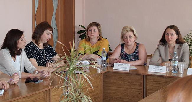 Встреча с Т.А. Скоробогатовой