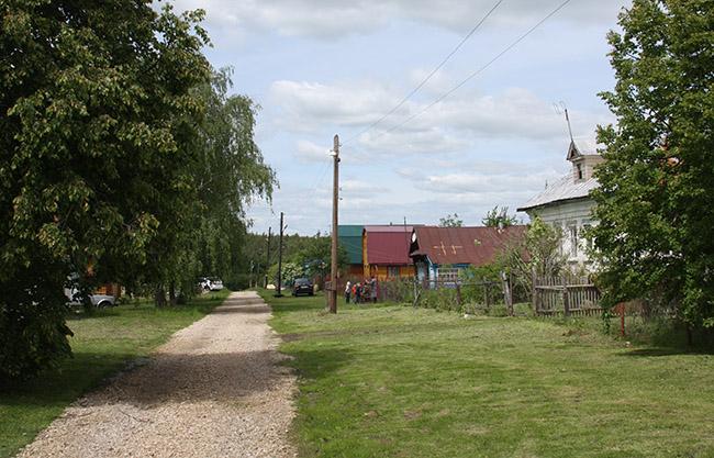 Деревня Смородиха