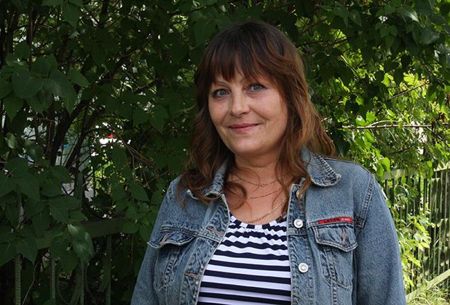 Валентина Букамина