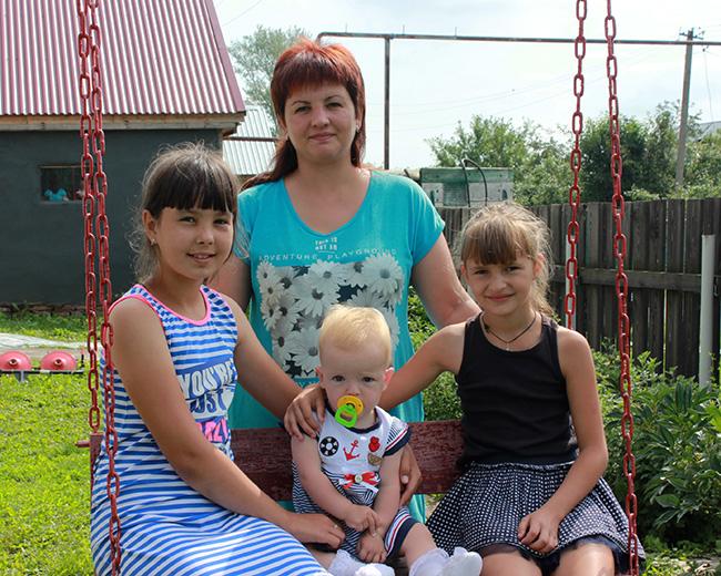 Семья Логиновых
