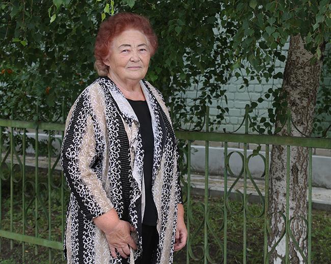 Валентина Порфирьевна Сурина