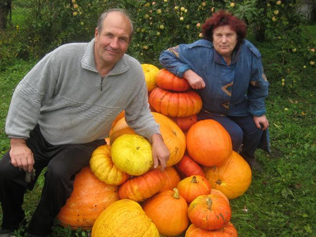Валентин и Нина Любезновы