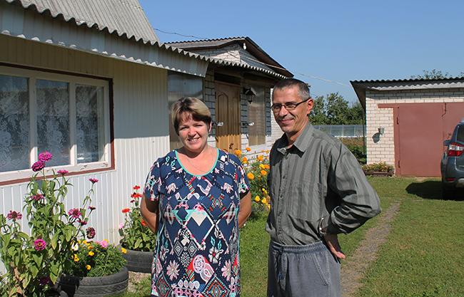 Елена и Александр Пархоменко