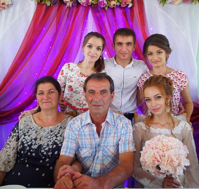 Семья Балиевых