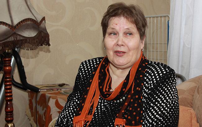 В.М. Зиновьева