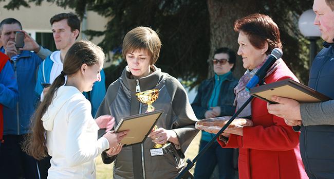 """Пробег на призы газеты """"Новый путь"""" - 2019"""