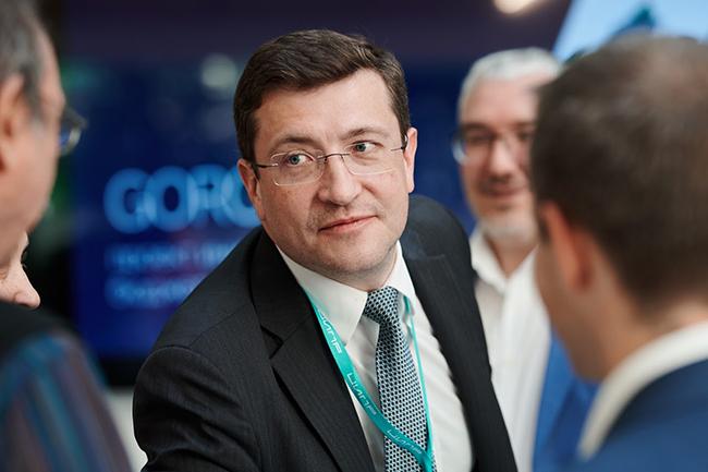 Губернатор НО Г.С. Никитин