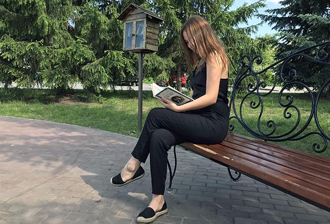 """""""Книжный домик"""""""