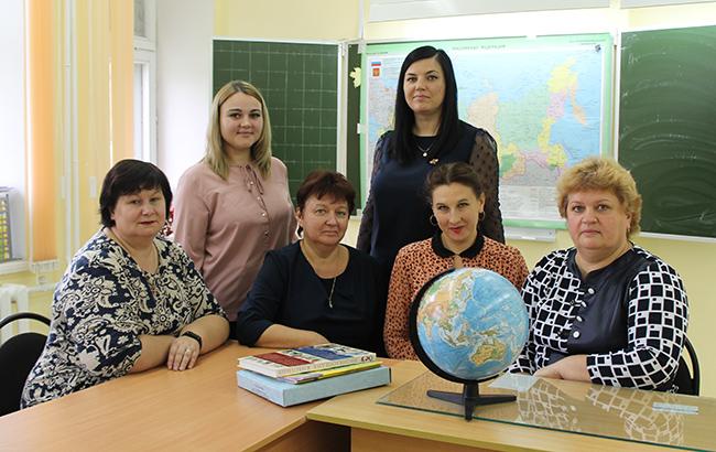 Преподаватели Дубской школы, реализующие экспериментальный проект